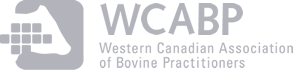 Western Canadian Association of Bovine Practitioners Logo