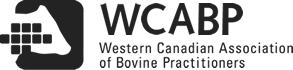 The Western Canadian Association of Bovine Practitioners